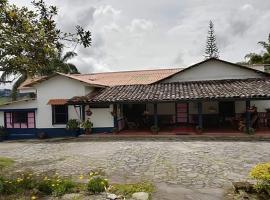 Finca Campestre Sauzalito, Santa Rosa de Cabal