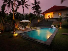 Madesimon Villa, Payangan