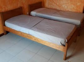 Turtle Hostel - Private Room - City Center, Sal Rei