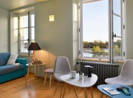 Suites du Cabinet Vert, Orléans