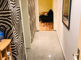Idyllische und ruhig gelegene 1ZKB Wohnung in Ludwigshafen am Rhein