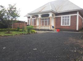 Ronnie's house, Kigali