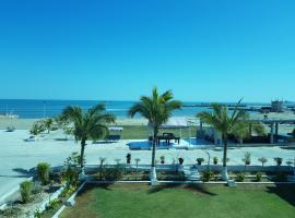 Jinnah Beach Club Pasni, Degān