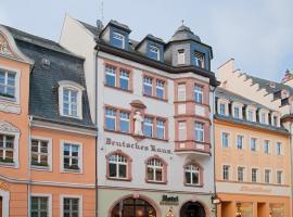 Hotel Deutsches Haus Mittweida