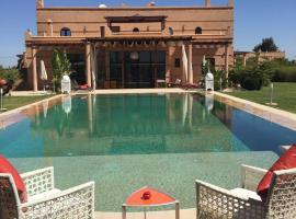 Villas Fleurs Marrakech, Marraquexe