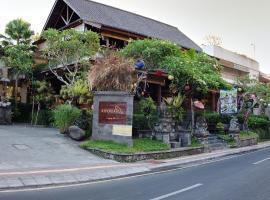 Anumana Ubud Hotel, Ubud