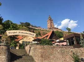 Burghof Kyffhäuser
