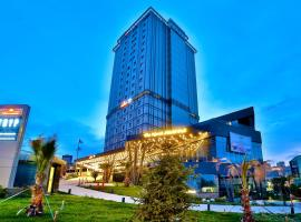 Hawthorn Suites by Wyndham Istanbul Airport, Estambul