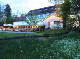 Hotel Insel Mühle