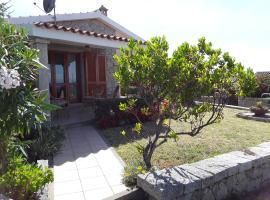 SARDINIA BEACH HOUSE, Aglientu