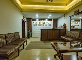 Meros Boutique Hotel, Samarkand