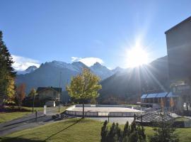 Apartment Ferienwohnung Alpines Sportzentrum, Mürren