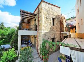 Apartment Hyacinth Traditional House, Panormos Rethymno