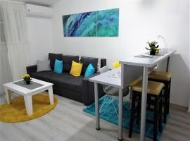 Apartment Stephanie Blue, Ohrid