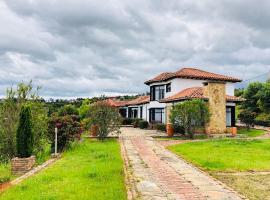 Villa Inés, Villa de Leyva
