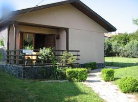 Villa Atlas, Sinemorets