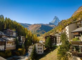 Haus Gornera, Zermatt