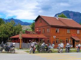 Hotel Antigua Casona Patagonia, Futaleufú