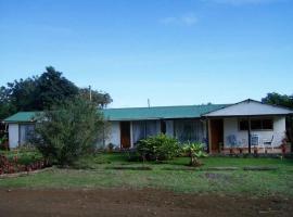 Cabañas ANARIKI, Hanga Roa