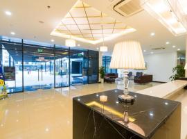 Apartment Goldmark City, Hanoi