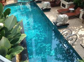 Gardengrove Suites, Бангкок