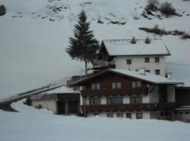 Appartements/Zimmer Alois Arnold, Sölden