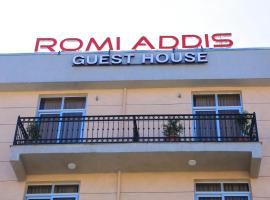 Romi Addis Guest House, Addis Ababa