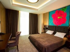 AZPETROL HOTEL QUSAR, Qusar
