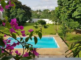 SmartHouse, Abidjan