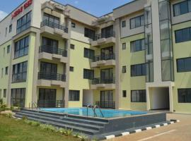 Serene Crest Apartments, Kigali