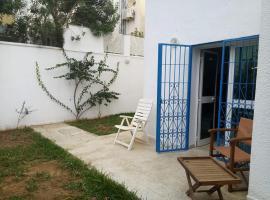 Appartement avec jardin à Gammarth Supérieur, La Marsa