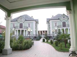 Khulbuk Guest House, Dushanbe