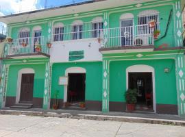 El Peregrino Hotel Y Restaurante, Flores