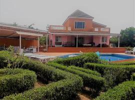 Villa entre Mer & lagune, Somone