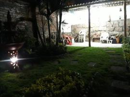 La casa de la luna llena, San Gil