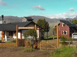 Cabañas Boca del Chimehuín, Junín de los Andes