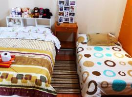 Comfortable room with wifi, tv, netflix in La Paz, La Paz