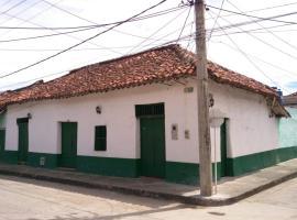 Casa Colonial, Puerto Beltrancito