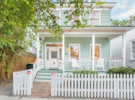 Mandy's Veranda - Three Bedroom House, Savannah