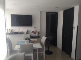 Confortable habitación, Barrancabermeja