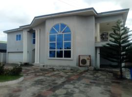 Etin's Place, Accra