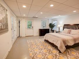 Atlanta Terrace One-Bedroom/One-Bathroom Sleeps 4, Atlanta