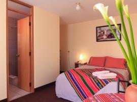 Olaza's Guest House, Huaraz