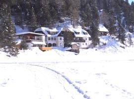 Ferienwohnung Bauernstubn, Turracher Hohe
