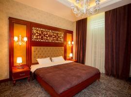 AZPETROL HOTEL MINGECHAUR, Mingachevir