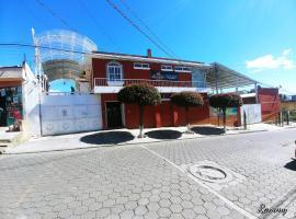 Hostal San Marcos, La Tenería