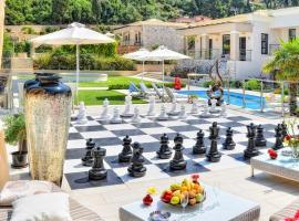 Syvota Villa Sleeps 7 Pool Air Con WiFi, 塞沃塔