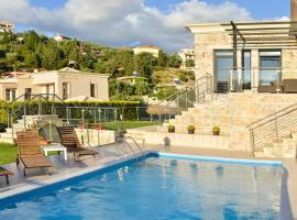 Syvota Villa Sleeps 4 Pool Air Con WiFi, 塞沃塔
