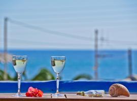 Sea View Apartments & Studios, Agia Anna Naxos