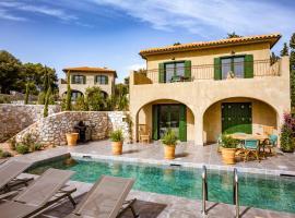 Fiskardo Villa Sleeps 4 Pool Air Con WiFi, Fiskárdhon